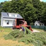 Déchiquetage d'arbre à Québec et déboisement à Québec (Émondage Québec) - Arboritek M.A. Inc à Québec